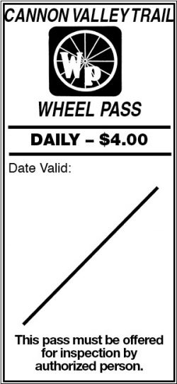 Daily Wheel Pass - Website